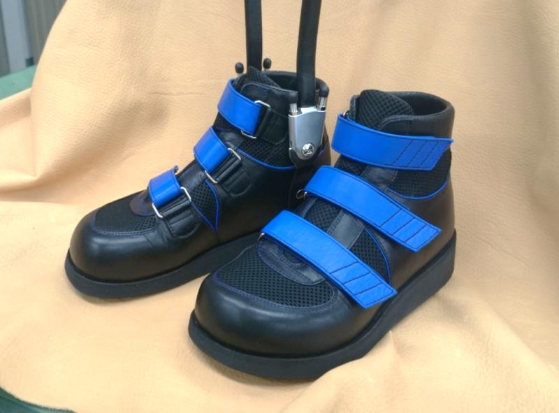 靴型装具 特殊靴の画像