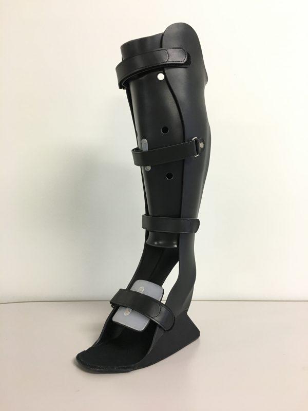 踵骨免荷用短下肢装具の画像