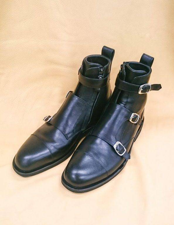 靴型装具 半長靴の画像