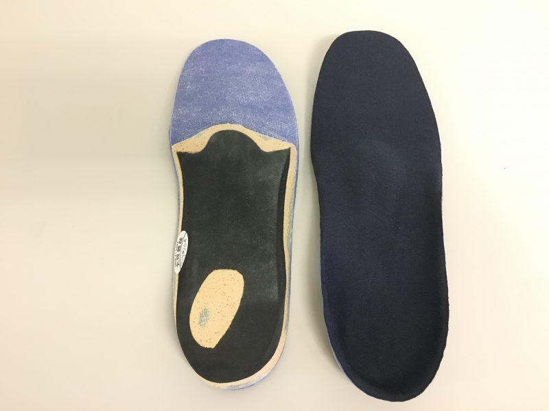 足底装具 インソールの画像